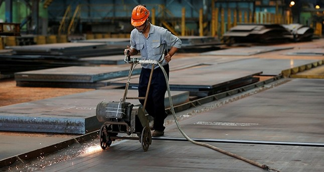 Turkey's industrial output up 6.7 percent in April