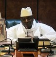 Ex-Gambian President Jammeh 'stole $50M': minister