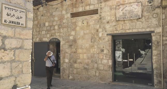 Al Ma'mal is The Workshop: The Palestinian Art Revival in Jerusalem's Old City