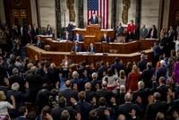مشرعون أمريكيون يتلقون أموالا للتصويت ضد قرار وقف الدعم الأمريكي للحرب السعودية في اليمن