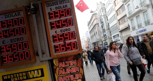 Islamic International Rating Agency affirms Turkey's BBB- forex rating, stable outlook