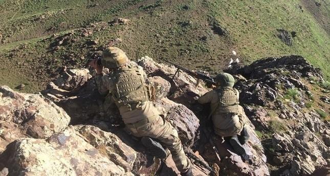 """Türkei startet""""Operation Kralle"""" gegen PKK im nordirakischen Hakurk"""