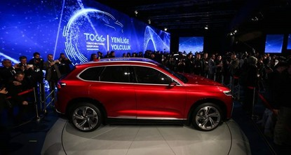 What makes Turkey's domestically produced auto venture viable