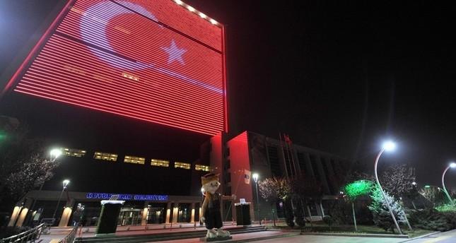أنقرة تفوز بجائزة  الخدمات البلدية في مؤتمر منظمة العواصم والمدن الإسلامية بالرباط