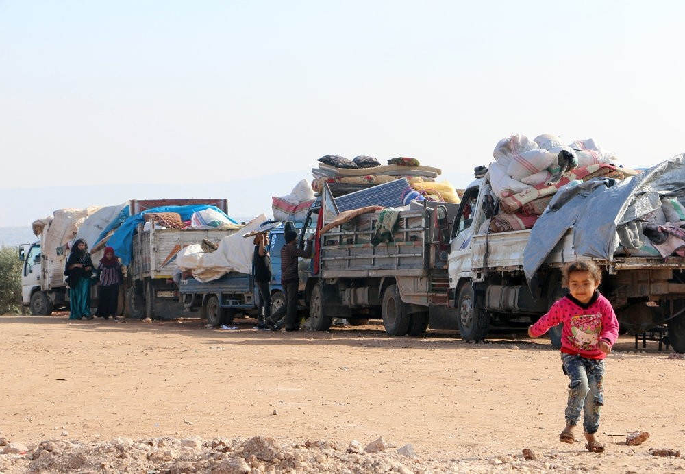 According to U.N. figures, nearly 100,000 people have been displaced since early December by fighting.