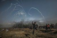UN condemns Israel's use of force as Gaza protest anniversary looms