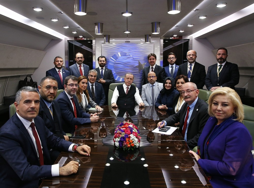 President Erdou011fan said claims by Saudi officials that the consulate cameras were not working on the day of the incident are not logical.