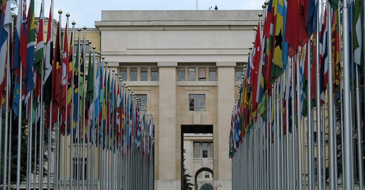 United Nations Office at Geneva (Photo from Flickr)