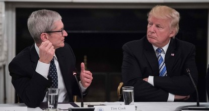 pThe White House on Monday urged technology CEOs to pitch in on President Donald Trump's effort to modernize government./p  pOur goal is to lead a sweeping transformation of the federal...