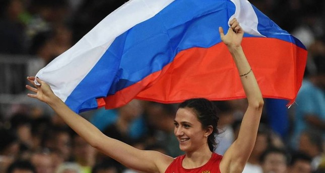 Those already approved include high jump world champion Maria Lasitskene.