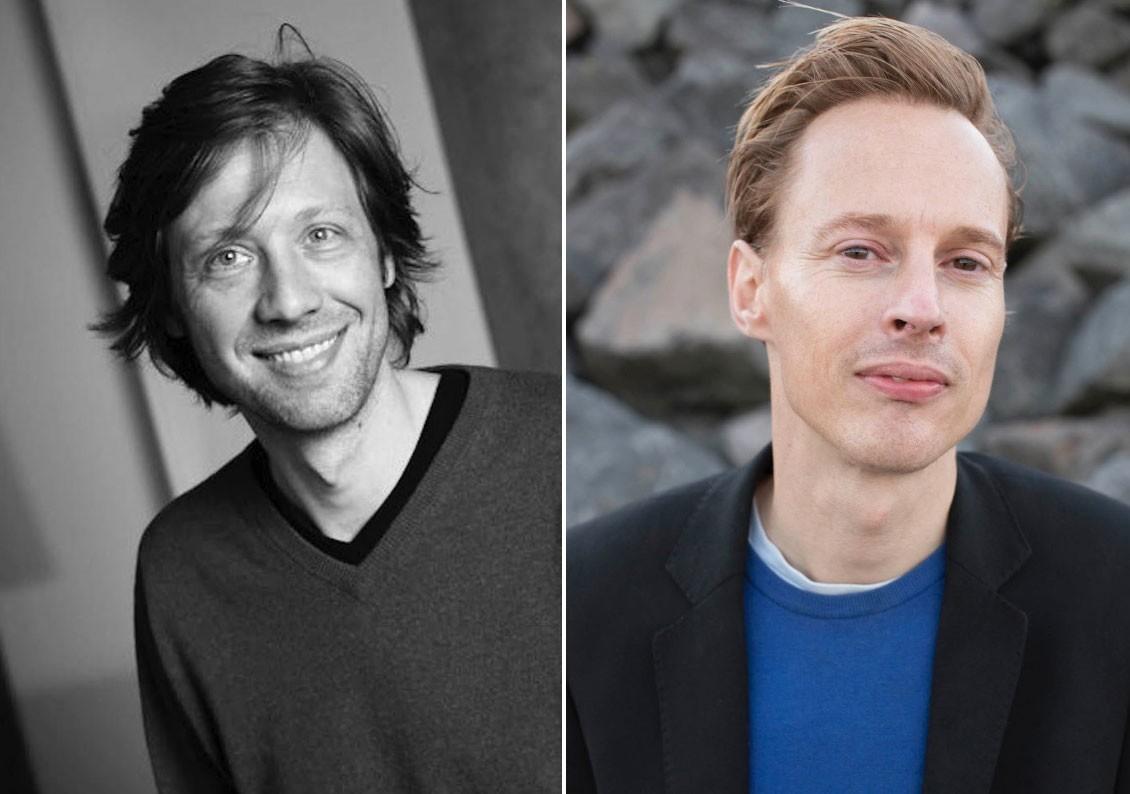 Rogier van der Heide and Daan Roosegaarde will be the keynote speakers of the summit.
