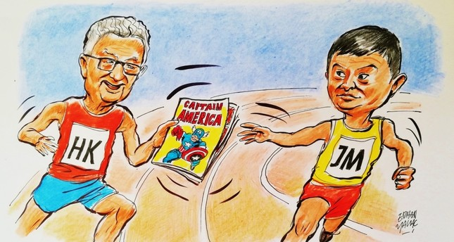 Is Jack Ma a new Henry Kissinger?