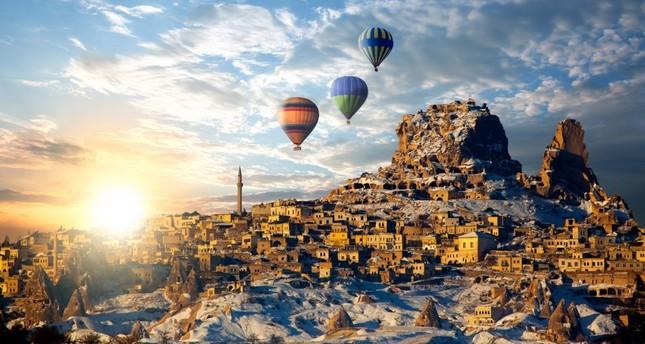 Cappadocia: the iconographic mesmerizer