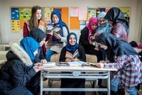 Büşra Karayıl, 14, a student at Esenler Şehit Türkmen Tekin Girls Anatolian Imam-Hatip High School, is a complete literature enthusiast. She is a courageous, sociable and conscious young girl. What...