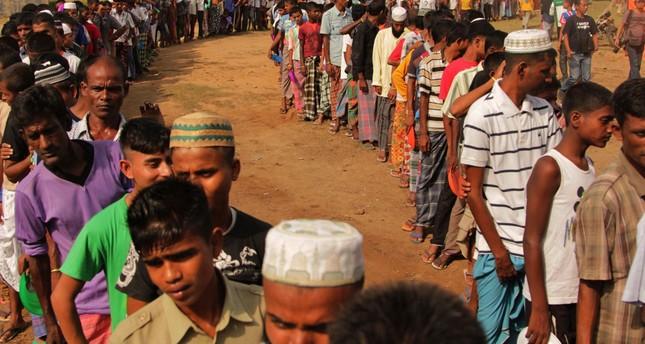 لاجئو الروهينغا في الهند يعيشون قلقا كبيرا خشية إعادتهم إلى ميانمار