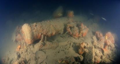 У берегов Турции нашли затонувший российский корабль XVIII века