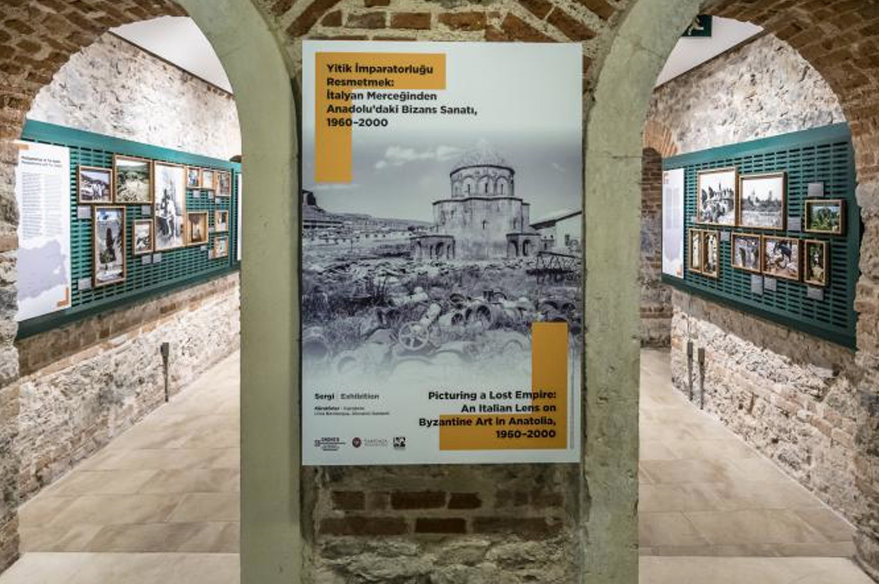 u201cPicturing a Lost Empire: An Italian Lens on Byzantine Art in Anatolia, 1960-2000.u201d