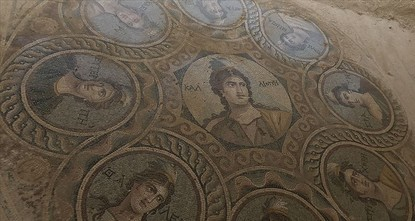 Ancient Roman house in Zeugma to welcome visitors