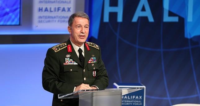 أقار: لا يجب أن نسمح بتخريب علاقاتنا مع الناتو ولكن لا نقبل الإساءة إلى بلدنا