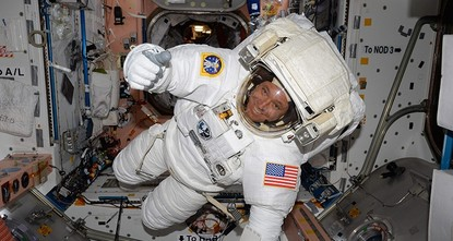 pNASA said on Friday it would revamp plans for a spacewalk outside the International Space Station after a cable that supplies power, oxygen, cooling water and communications to one of the...
