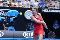 Women's No.1 Halep advances in Australian Open in record long match despite injury