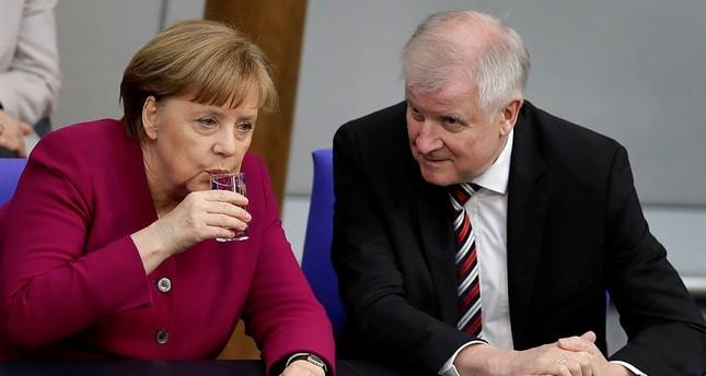 Merkel verurteilt Afrin-Operation der Türkei