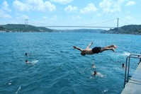 إسطنبول في الصيف