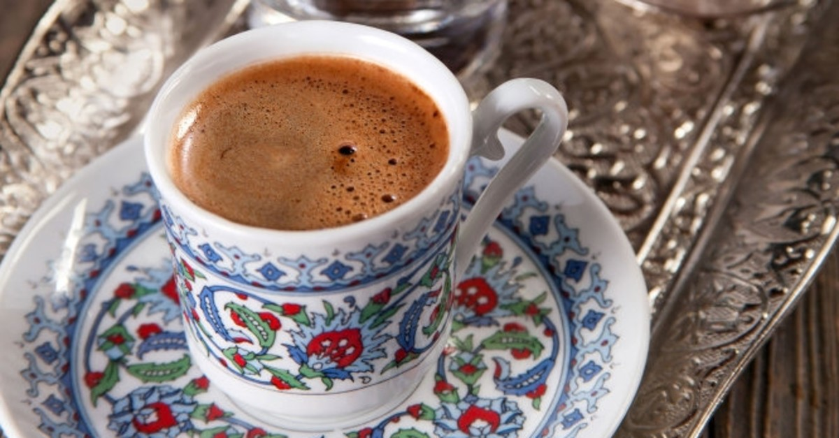Turkish coffee is the most consumed type of coffee in Turkey.