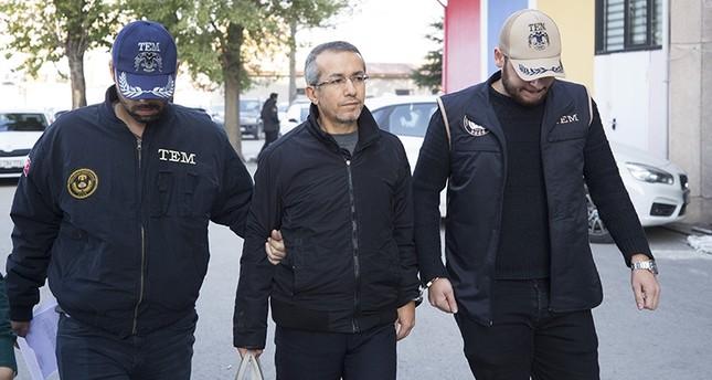 Former Van Public Prosecutor Ferhat Sarıkaya (AA Photo)