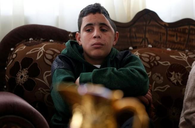Muhammad Fadel al-Tamimi (AFP Photo)