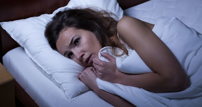 Women have more nightmares than men, survey shows