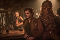 'Solo: A Star Wars Story' looks to edge past $100M for holiday weekend