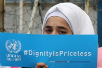 UN Palestinian agency urgently short of funding after Trump aid cut