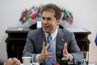 وزير خارجية البارغواي لويس ألبرتو كاستيغليوني