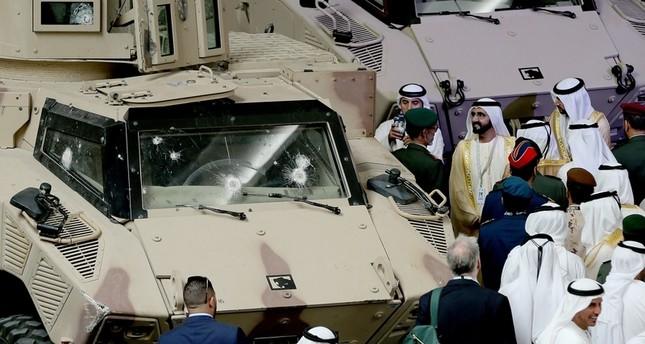 الإمارات توقع 90 صفقة عسكرية بقيمة 5.2 مليارات دولار