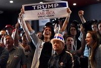 Turkey congratulates Donald Trump on winning US presidency
