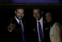 Brazil's Bolsonaro says he may nominate son as envoy to US