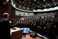 AK Party will no longer use propaganda tools creating noise, visual pollution, Erdoğan says