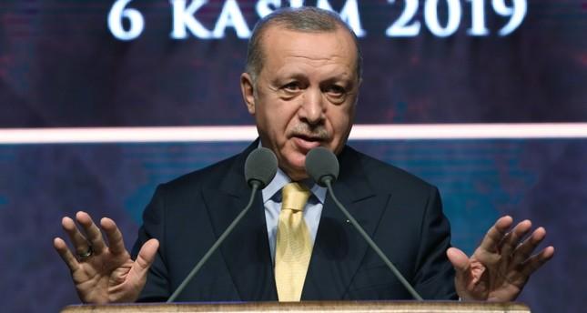 أردوغان يعلن اعتقال زوجة البغدادي زعيم داعش الإرهابي
