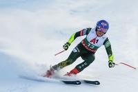 Mikaela Shiffrin wins super-G in Bansko