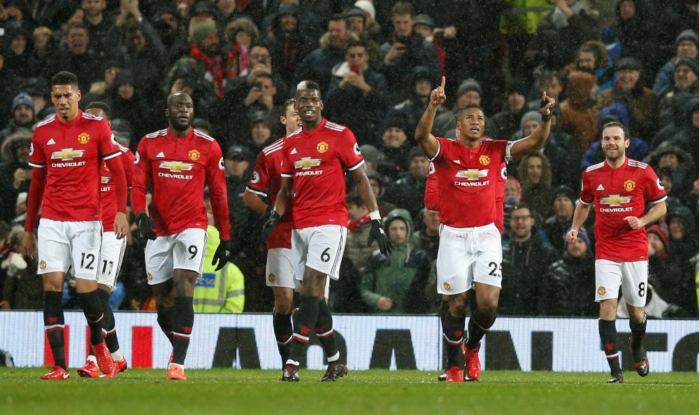 A total of 48 clubs had income of at least 100 million euros in 2016 - topped by Manchester United's 689 million euros.