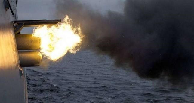 روسيا تعلن نجاح اختبار صواريخ باكيت للدفاع البحري