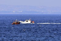 8 migrants rescued from sinking boat off Bodrum, SW Turkey