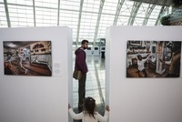 2018 Istanbul Photo Awards exhibition opens in Ankara