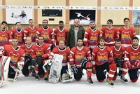 Kings of the rink set out for Europe campaign