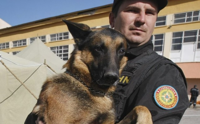 Want to donate your dog to the Police Department?