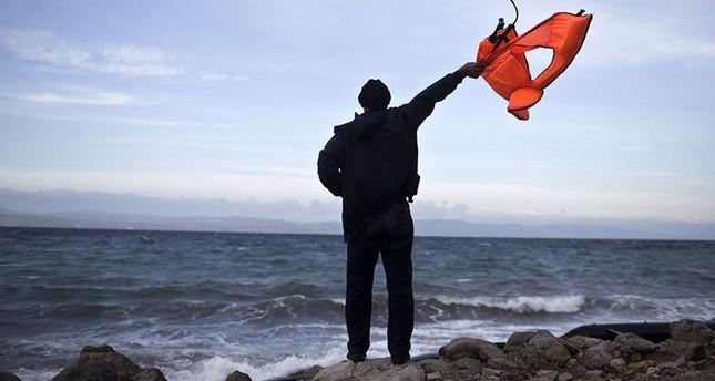 مصرع 6 مهاجرين جرّاء غرق قاربهم قبالة السواحل التركية