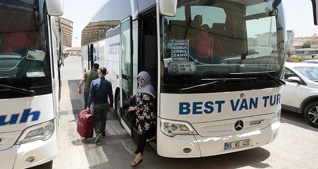 ارتفاع ملحوظ في عدد السياح العراقيين إلى تركيا