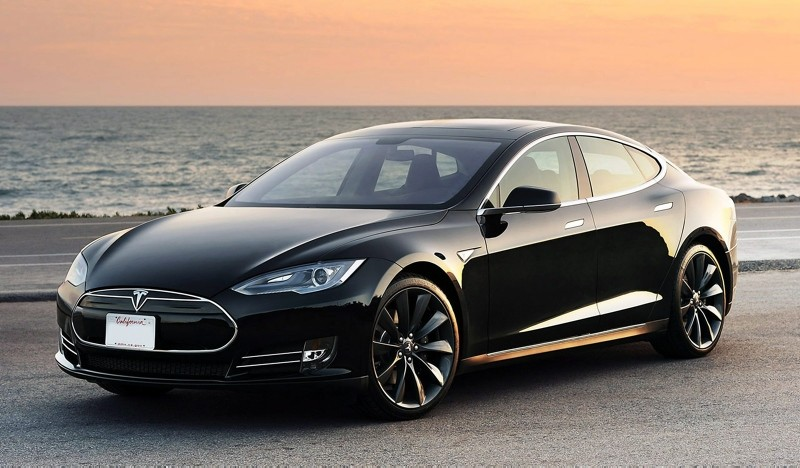 Tesla Model S (File Photo)