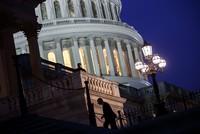 Nach tagelangen zähen Verhandlungen haben Republikaner und Demokraten in den USA einen Kompromiss gefunden und den Stillstand der Regierung beendet - das eigentliche Problem damit aber nur...